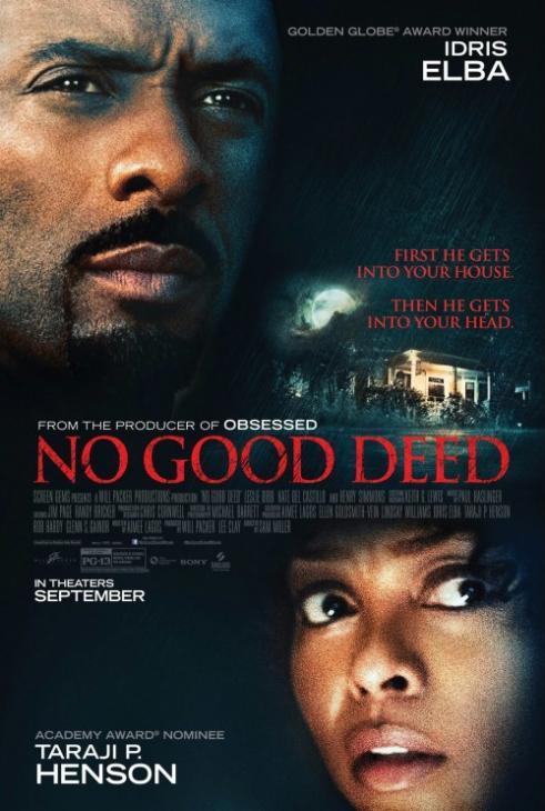 No Good Deed (2014) PL.BRRip.x264-B89 | Lektor PL