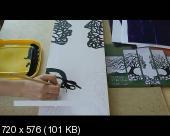 Екатерина Кунгурова. Как сделать интерьерное панно своими руками? (2013) Видеокурс