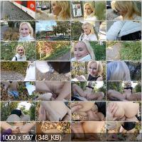 PublicSexAdventures - Claudia - Adventurous Blonde Goes For Public Sex [HD 720p]