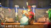 Маша и Медведь. Праздник урожая. 50 серия (2015) WEBRip