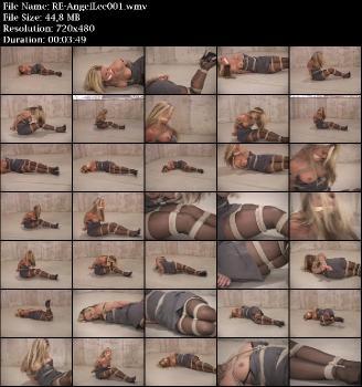 Tags: Bondage, Stockings, Pantyhose, Nylon
