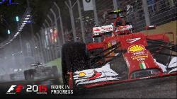 F1 2015 [Update 1] (2015/RUS/ENG/RePack by SEYTER)