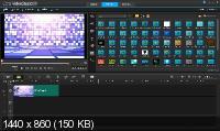 Corel VideoStudio Ultimate X9 v.19.5.0.35 + Content + Rus